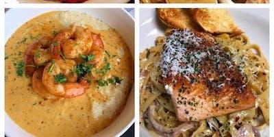 DINNER PARTY KICK OFF /  BDAY DINNERS !EVERY FRIDAYS AT THE HIVE BUCKHEAD ATLANTA ( Former cafe intermezzo buckhead)
