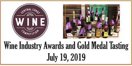 2019 Wine Industry Awards and Gold Medal Tasting tickets