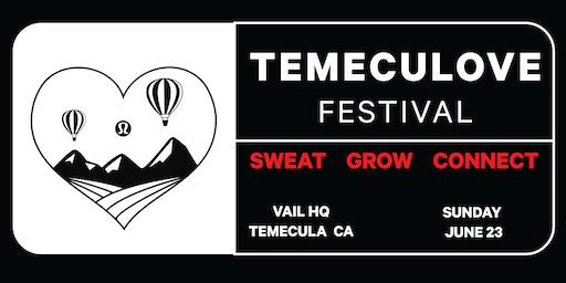 Temeculove Festival