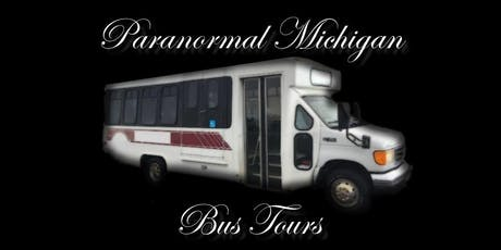Haunted History of Kalamazoo Tour - Historic Ghost Bus Tour tickets