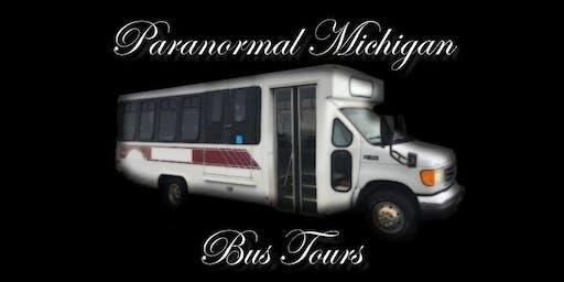 Haunted History of Kalamazoo Tour - Historic Ghost Bus Tour