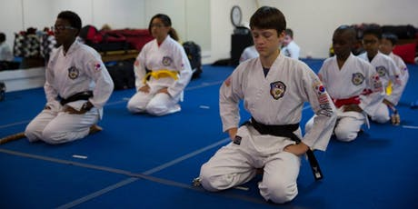 FREE Teen Martial Arts Class Ages 11–16 y/o tickets