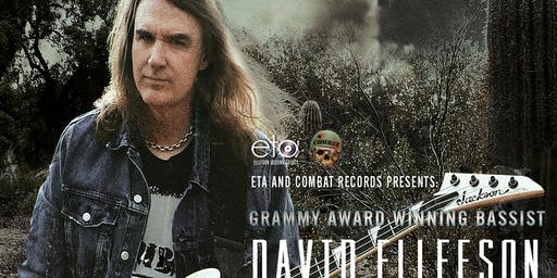 David Ellefson (Megadeth): Basstory - Live in The Vault