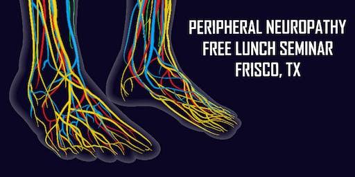 Regenesys Physical Medicine -Free Neuropathy Lunch Seminar Sept 26th