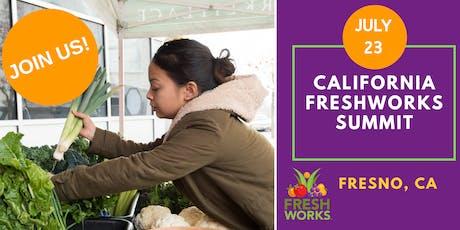 California FreshWorks 2019 Summit tickets