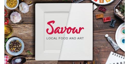 Savour Strathcona 2019