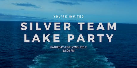 Silver Team Summer Party ⚓️ tickets
