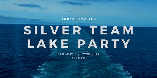 Silver Team Summer Party ⚓️
