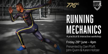 Running Mechanics with Dan Pfaff, John Quinn and Karen Holzer tickets