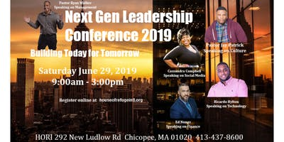 Next Gen. Leadership Conference: Building Today for Tomorrow