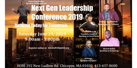 Next Gen. Leadership Conference: Building Today for Tomorrow tickets