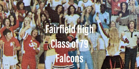 Fairfield High School 1979,  The Falcons tickets
