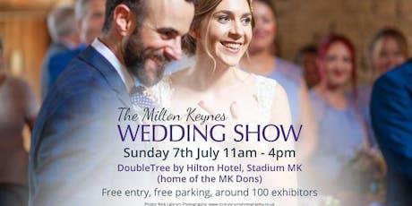 Milton Keynes Wedding Show, DoubleTree by Hilton Hotel (Stadium MK) tickets