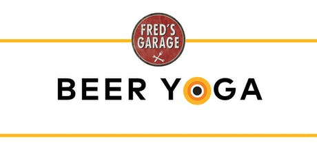 FREE Beer Yoga presented by CorePower Yoga and Fred's Garage tickets