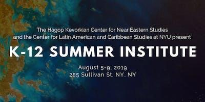 K-12 Summer Institute