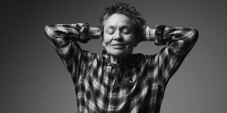 Laurie Anderson avec invités Colin Stetson & Rebecca Foon tickets