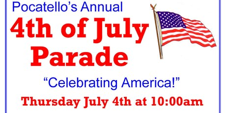 Pocatello's Annual 4th of July Parade tickets