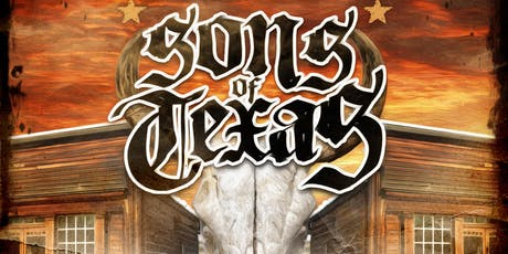 SONS OF TEXAS at Bigs Bar Sioux Falls tickets