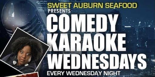 Comedy & Karaoke Wednesdays