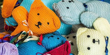 Knit for Alannah and Madeline Buddy Bags tickets