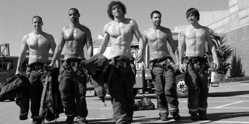 Rescue Me Firefighters and EMT Singles Party: Snag Yourself A Hero
