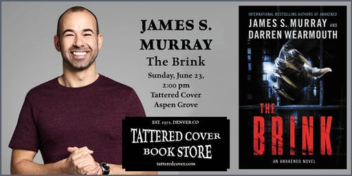 "An Afternoon with James ""Murr"" Murray, Book Talk & Signing"