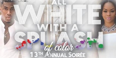 All White Affair with a Splash 2019 tickets