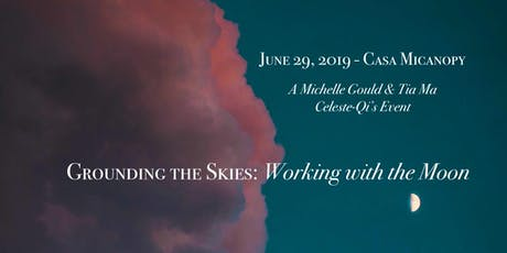 Grounding the Skies: Working with the Moon tickets