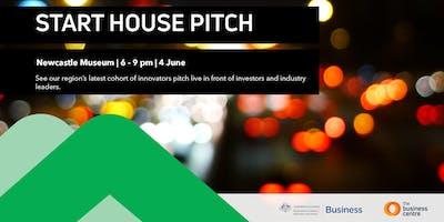 Start House Pitch Night - Newcastle