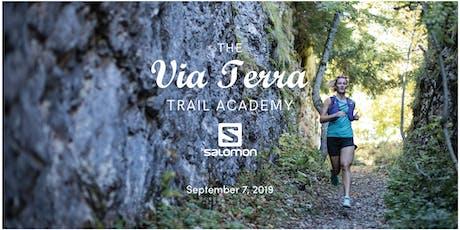 Via Terra Trail Academy Presented by Salomon tickets