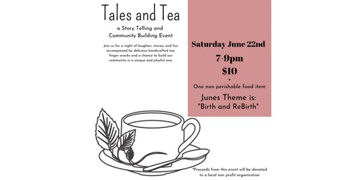 Tales and Tea