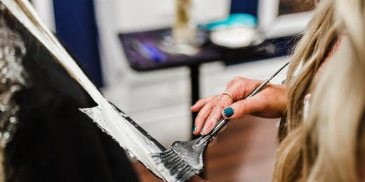 Painting Balayage Hands On Course