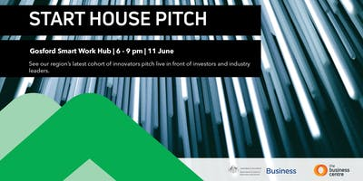 Start House Pitch Night - Gosford