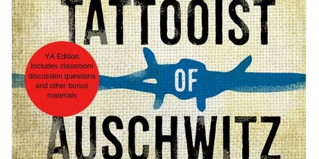 Heather Morris presents The Tattooist of Auschwitz (Young Adult Edition) tickets