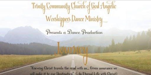 """Journey """"A Dance Prouduction"""""""