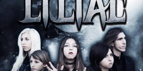 LILIAC - Live in The Vault tickets