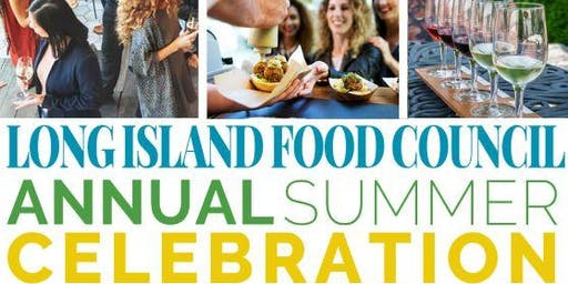 Long Island Food Council  Annual Summer Rooftop Celebration