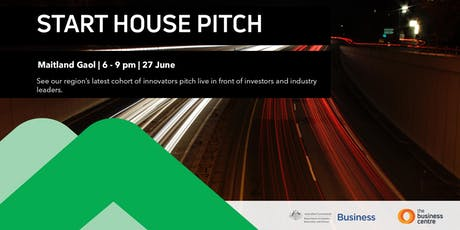 Start House Pitch Night - Maitland tickets