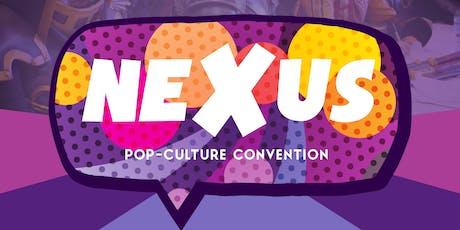 Nexus Con 2019 tickets