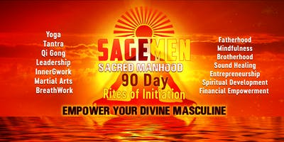 The SageMen 90-Day Initiation Program