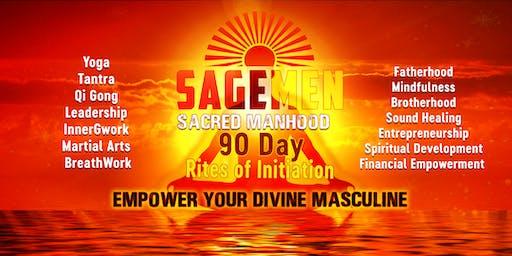 The SageMen 90-Day Initiation Program