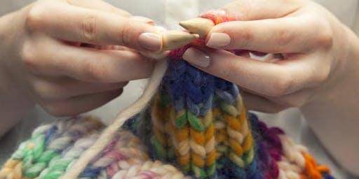 Winter knitting workshop