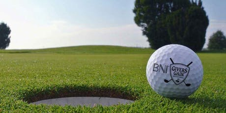 BNI Givers Gain Golf Tournament tickets