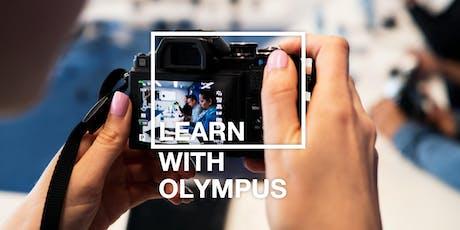 Learn with Olympus: Beginners (Brisbane) tickets