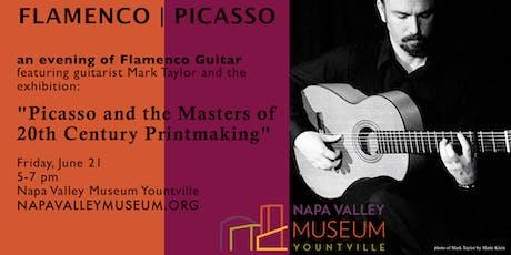 Flamenco | Picasso - a Museum evening of flamenco music tickets
