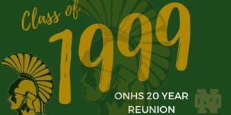 ONHS Class of 1999 - 20 year Reunion