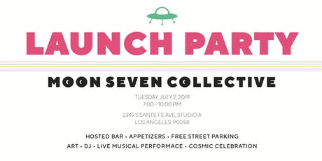 Moon Seven Collective Launch Party tickets