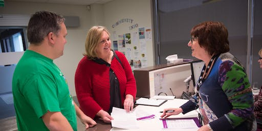 NDIS Drop-In Session - Sunnybank Hills Library