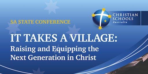 CSA SA 2019 State Conference