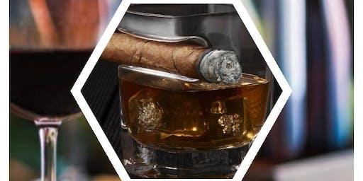 Wine, Whiskey & Cigar Event